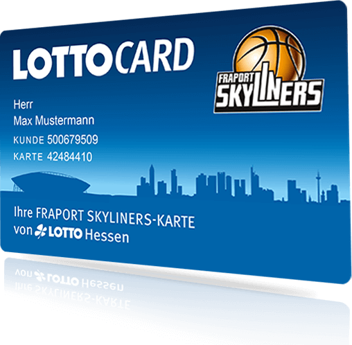 Fraport Skyliners Fancard